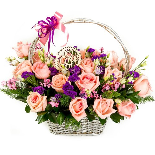 Flower basket #20